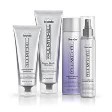 New Forever Blonde by Paul Mitchell for any blonde colour - now available @ jajohaircare.co.uk 10% off