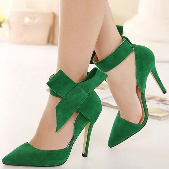 Girls Korean new High Heel shoes 2016 | Shoes collection ...