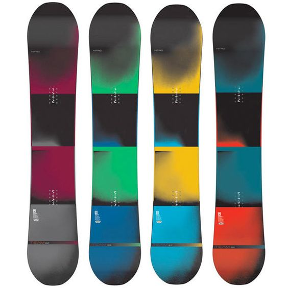 Nitro Team Gullwing Snowboard 2014 The Nitro Team board with gullwing camber is very lightweight, strong and very playful and fun to ride. The Powercore gives the board great snap for ollies and stability for choppy landings. #snowboard #snowboarding #nitroteamgullwingsnowboard2014 #allmountain