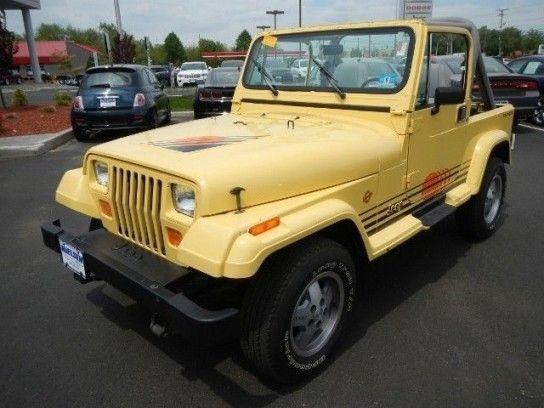 Great 1990 Jeep Wrangler Islander For Sale Jeep Jeep Wrangler Jeep Patriot