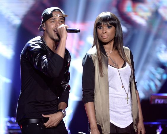 J. Cole And Jennifer Hudson | GRAMMY.com