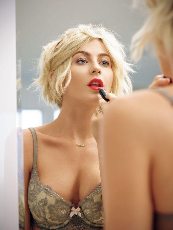 ☺ Julianne Hough - La femme de la semaine | #Lipstick