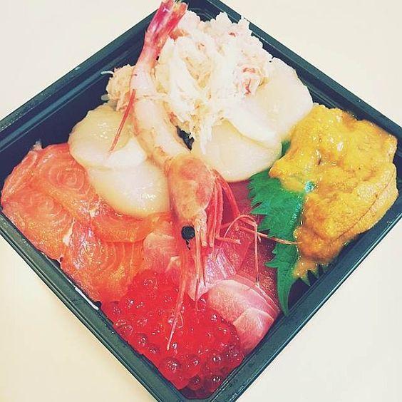 Seafood Bento Box