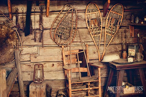 Old Trapper Cabins | Inside a Trapper Cabin 15/365 | Flickr - Photo Sharing!