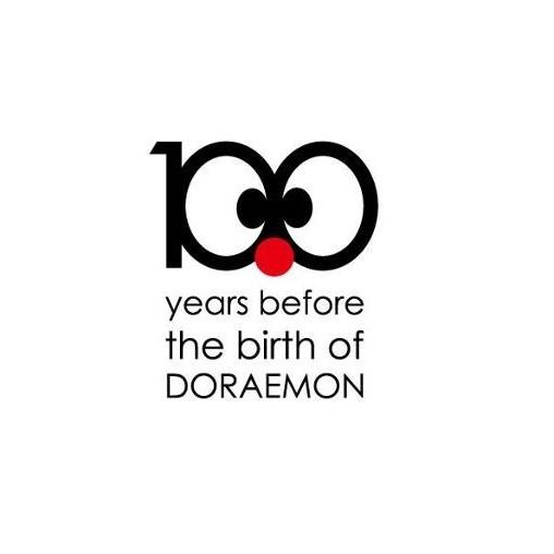 Haoppy birthday 100 years before the birth of DORAEMON.