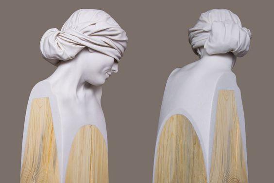 Edith César Orrico sculpture
