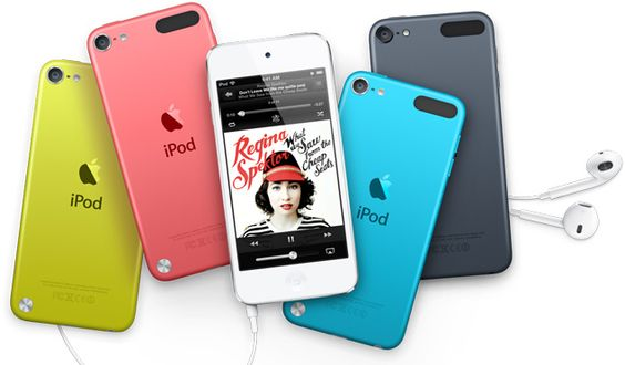 iPod Touch Recap 2012