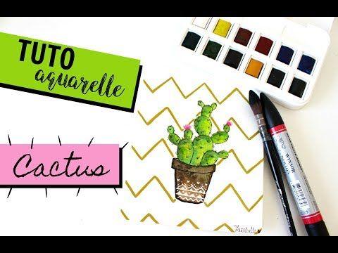 Youtube Tuto Aquarelle Aquarelle Et Tuto
