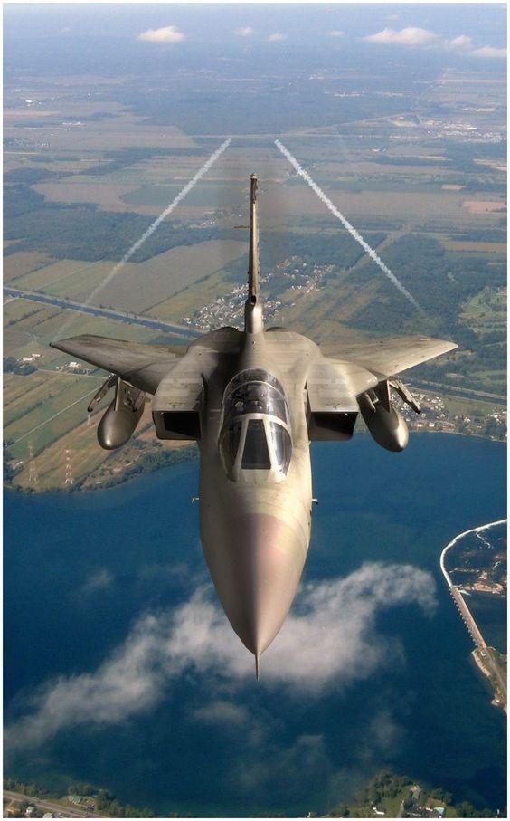 RAF Tornado looking it's best