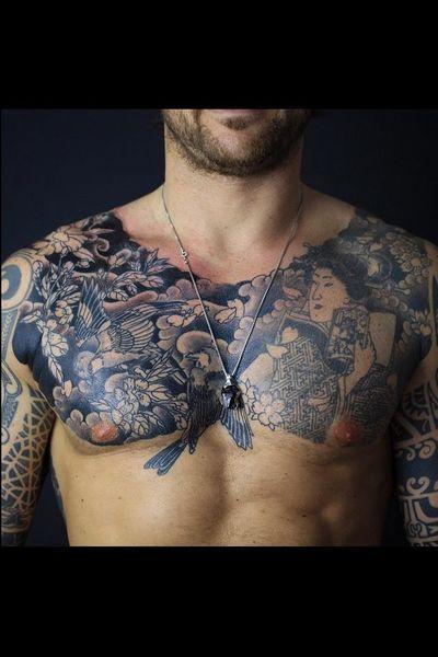 photos 20 tatoueurs au style japonais id es de tatouage japonais inspiration photos et. Black Bedroom Furniture Sets. Home Design Ideas
