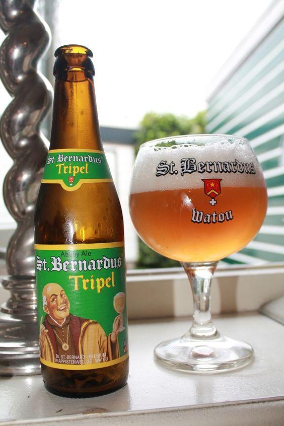 Bia St Bernardus Tripel 8% - Chai 330ml