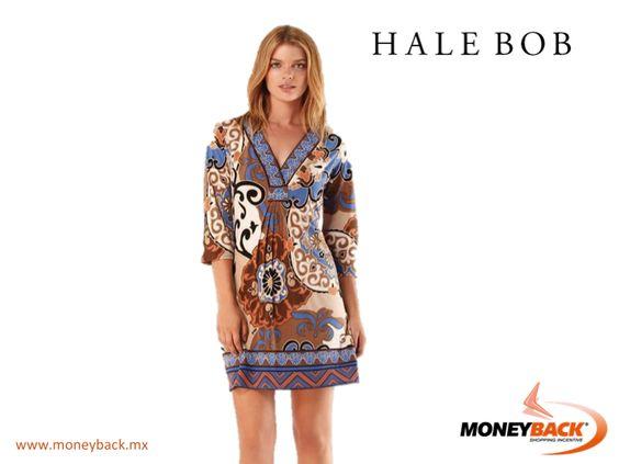 La famosa marca Hale Bob cuenta con increíbles prendas para mujeres modernas que gustan de la moda. Sus diseños se distinguen por la calidad de su tela y sus estampados exclusivos en colores vivos. Compra en Hale Bob en Cancún, Guadalajara o San Miguel de Allende y obtén una devolución de impuestos para visitantes extranjeros! #viajeamexico