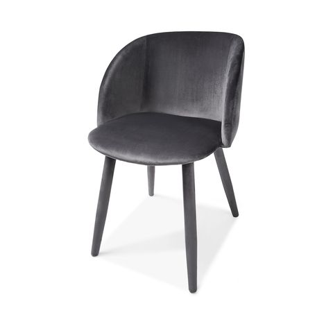 Grey Velvet Occasional Chair Kmart Velvet Occasional Chair
