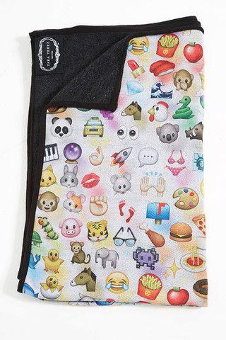 Emoji 2.0 Blanket
