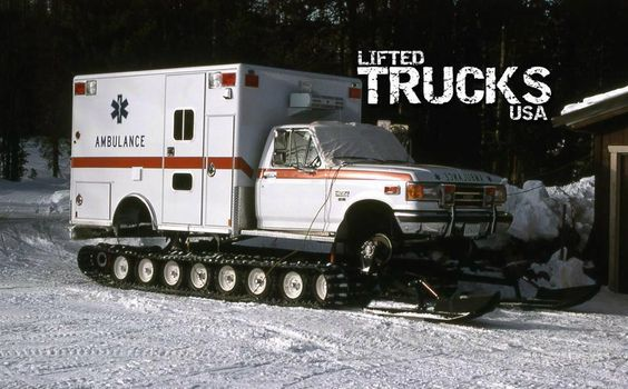 I want to take a ride in this Ambulance!!