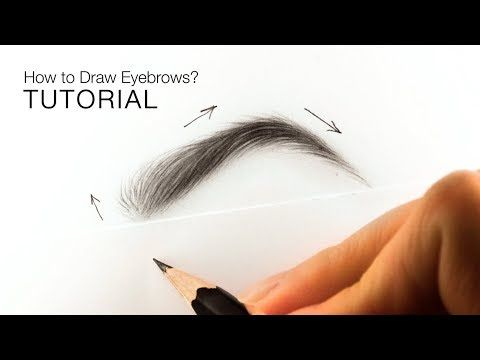 Become A Patron Of Silvie Mahdal Today Read 20 Posts By Silvie Mahdal And Get Access To Ex How To Draw Eyebrows Realistic Drawings Eye Drawing