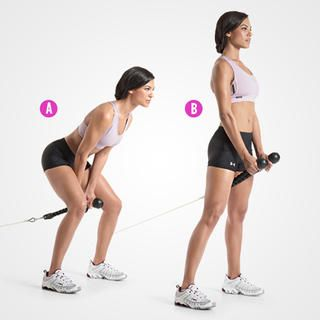 Cable Pull Through http://www.womenshealthmag.com/fitness/personal-trainer-butt-exercises/cable-pull-through: