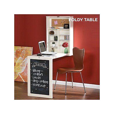 Wandklapptisch design  Klapptisch Esstich Tisch Schreibtisch Wandklapptisch Küchentisch ...