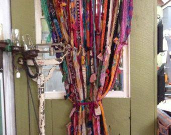 Hippie curtains, Boho curtains and Curtains on Pinterest