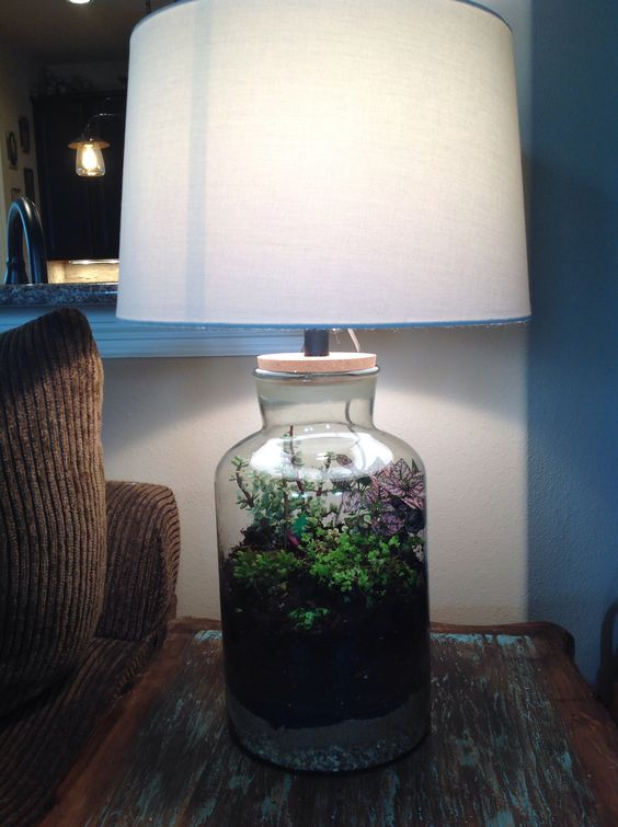 love lamps and love it on pinterest. Black Bedroom Furniture Sets. Home Design Ideas