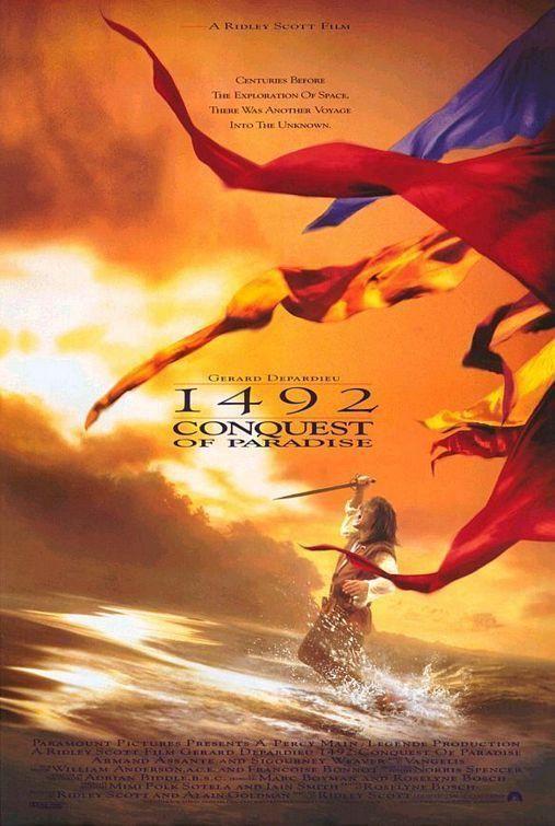 La Conquista Del Paraíso Ed Dvd 791 4 Sco Conquest Of Paradise Columbus Movie Paradise
