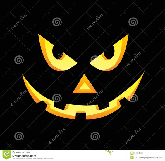 Really Scary Pumpkin Patterns