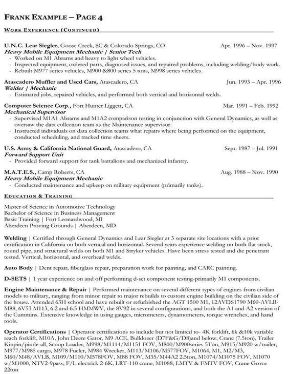 Federal Resume Key Words - The best expertu0027s estimate Games - federal resume