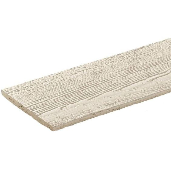 3 8 In X 12 In X 16 Ft Pre Primed Strand Smart Textured Composite Lap Siding 25799 The Home Depot Lap Siding Engineered Wood Siding Wood Grain Texture