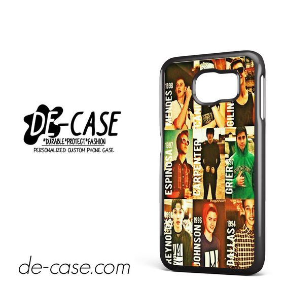 Magcon Boys DEAL-6770 Samsung Phonecase Cover For Samsung Galaxy S6 / S6 Edge / S6 Edge Plus