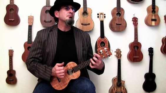 Another Day In Paradise(Phil Collins)Solo Ukulele