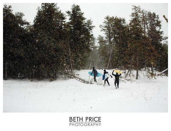 Winter Storm Ion - Cherry Republic Blog