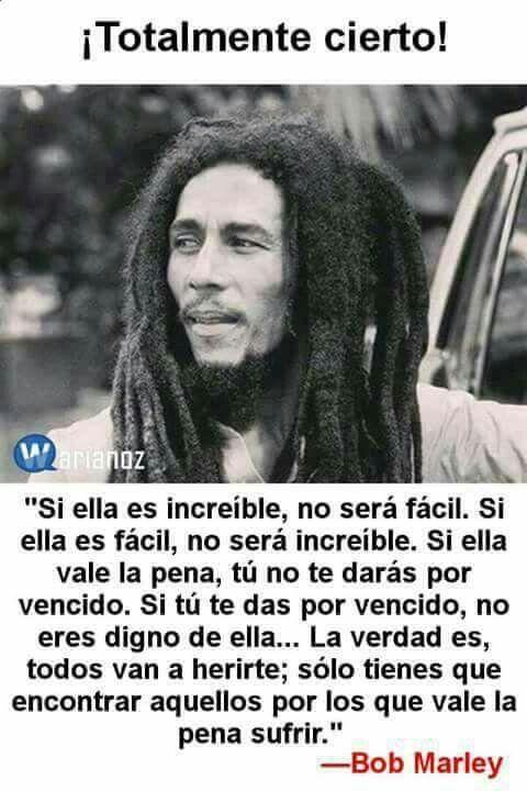 Pin De Legna En Enseñando Citas De Bob Marley Bob Marley