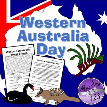 Western Australia Day Activities