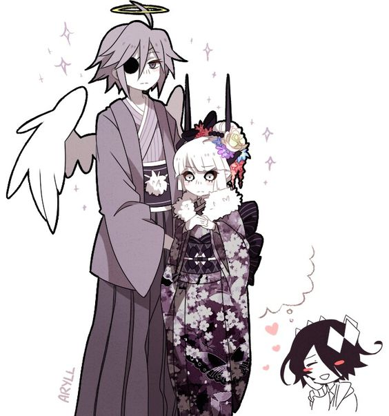 Mogeko gender swaps :P
