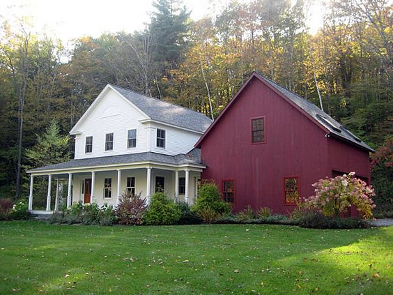 Pinterest the world s catalog of ideas for House with barn attached