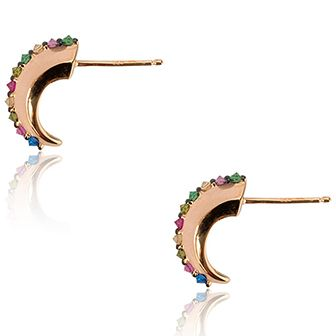 KATIE ROWLAND CARMILLA MINI CLAW EARRINGS - FORTNUM  MASON
