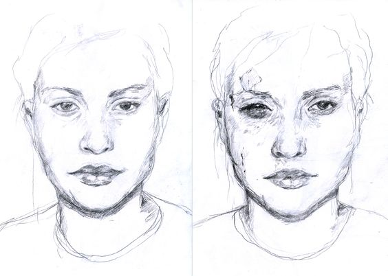 before and after (c) sanni weckman
