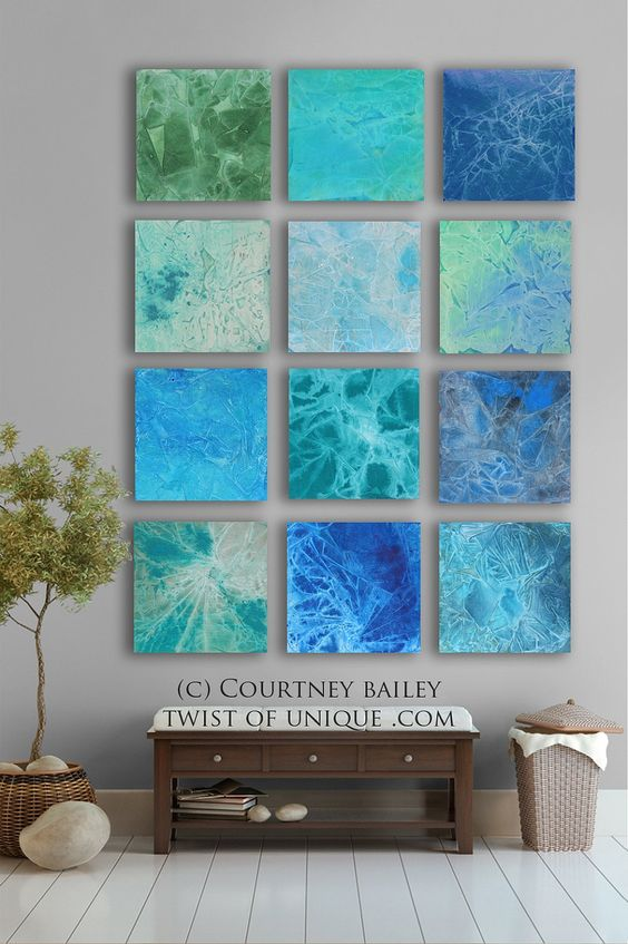 Pinterest the world s catalog of ideas for Best paint for mural wall painting