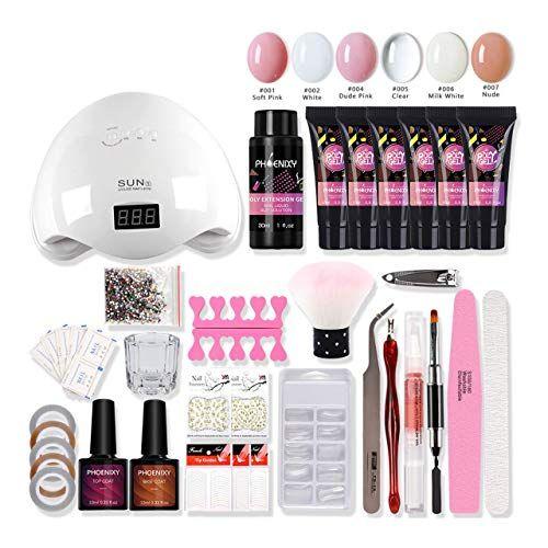 gel nail extensions kit