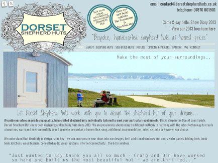 Dorsetshepherdhuts