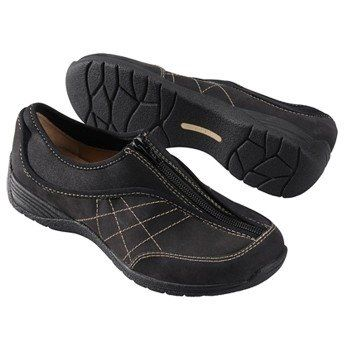 Softspots Trinity Shoes (Black) - Women's Shoes - 10.0 N