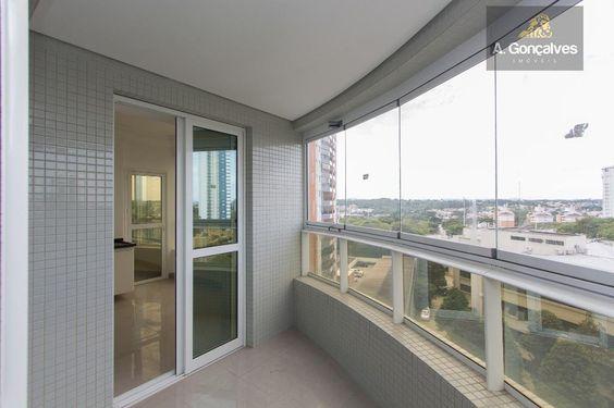 Apartamento localizado no bairro Ecoville, Curitiba. Referência AP0030