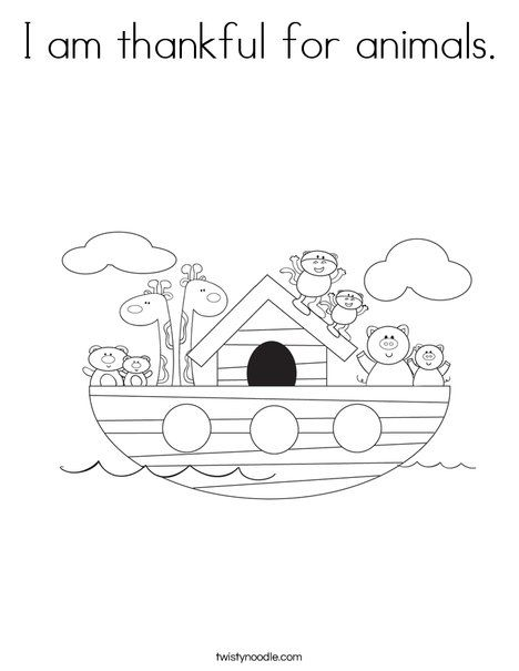 i am thankful for god coloring pages - photo #3