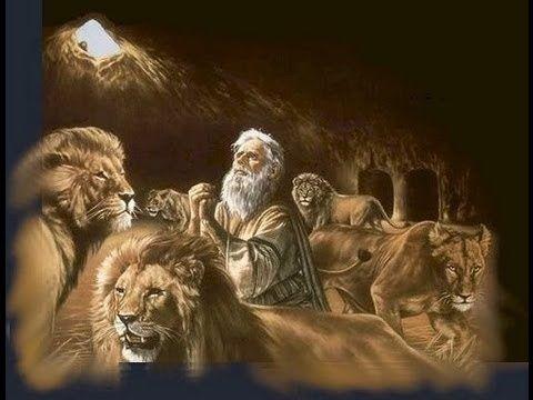 Dániel és az oroszlánok