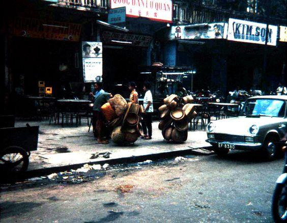 Saigon, 1967.