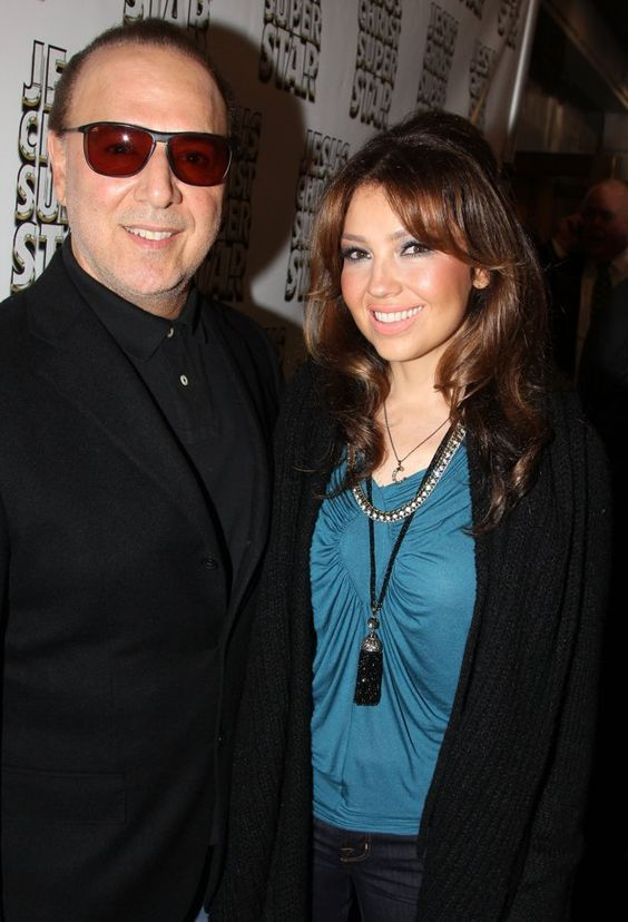 Thalia y Tommy Mottola | Couples/Parejas | Pinterest ...