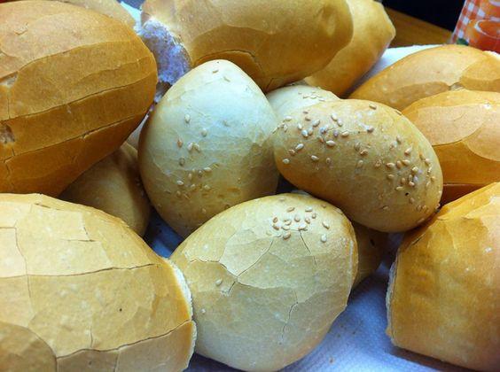 amo pãozinho fresquinho