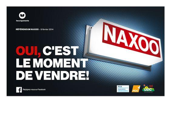 PLR | site Internet votation Naxoo par Une®