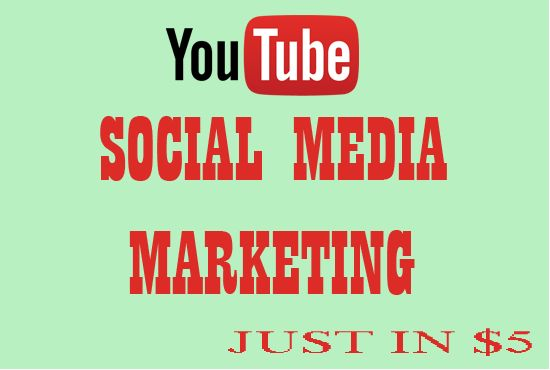 advertise Youtube Vidoes With Social Media Viewers by wajahatvju