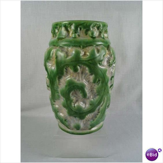 Beswick Art Deco Vase - Trentham Art Ware - 1930's on eBid United Kingdom